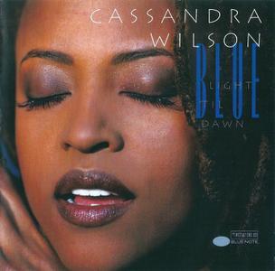 CASSANDRA WILSON - Blue Light 'Til Dawn cover