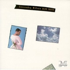 CASSANDRA WILSON - Blue Skies cover