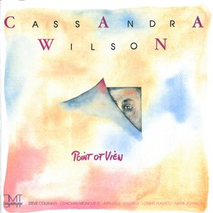 CASSANDRA WILSON - Point of View cover