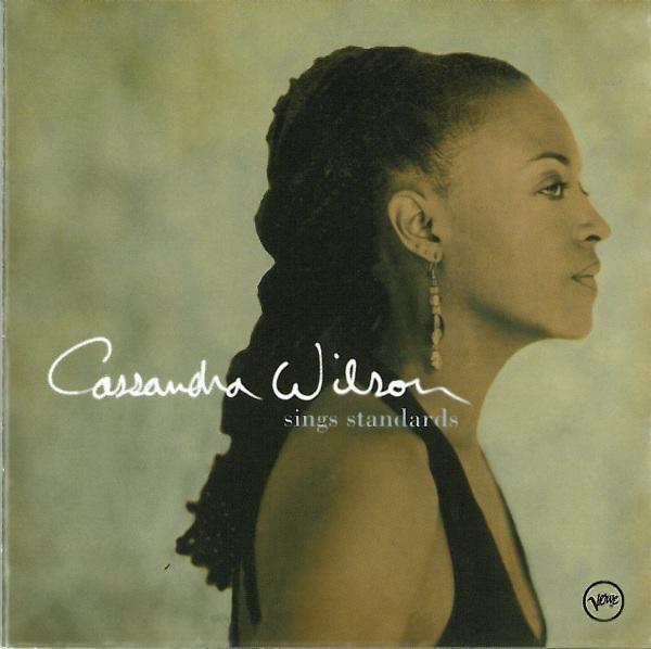 CASSANDRA WILSON - Sings Standards cover