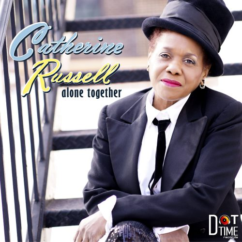 CATHERINE RUSSELL - Alone Together cover