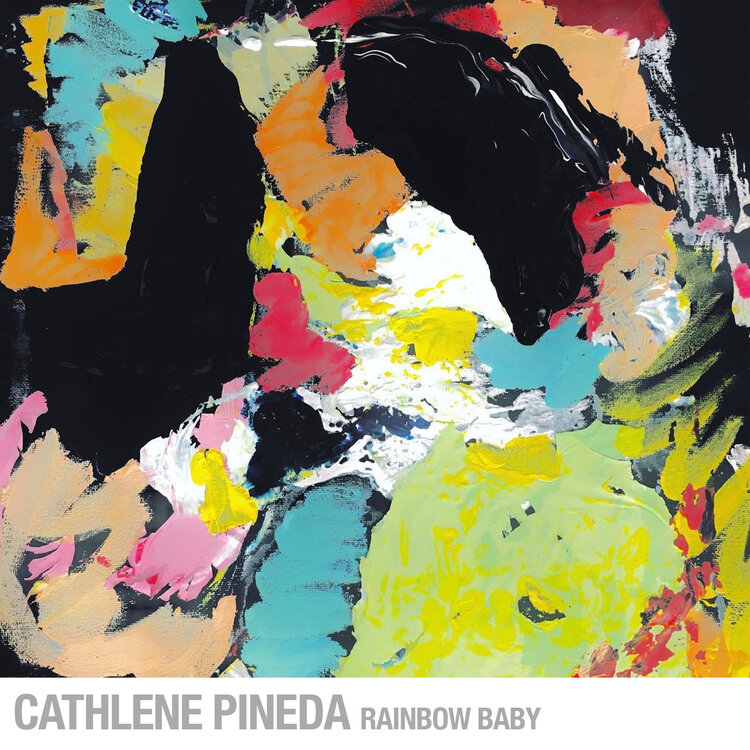 CATHLENE PINEDA - Rainbow Baby cover