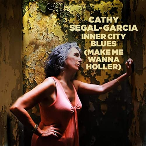 CATHY SEGAL-GARCIA - Inner City Blues (Makes Me Wanna Holler) cover