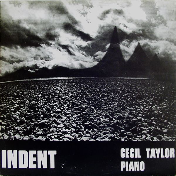 CECIL TAYLOR - Indent cover