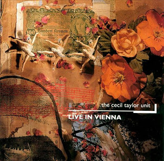 CECIL TAYLOR - Live in Vienna cover