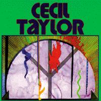 CECIL TAYLOR - The Cecil Taylor Unit cover