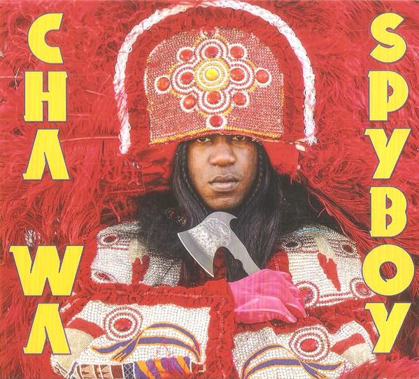 CHA WA - Spyboy cover