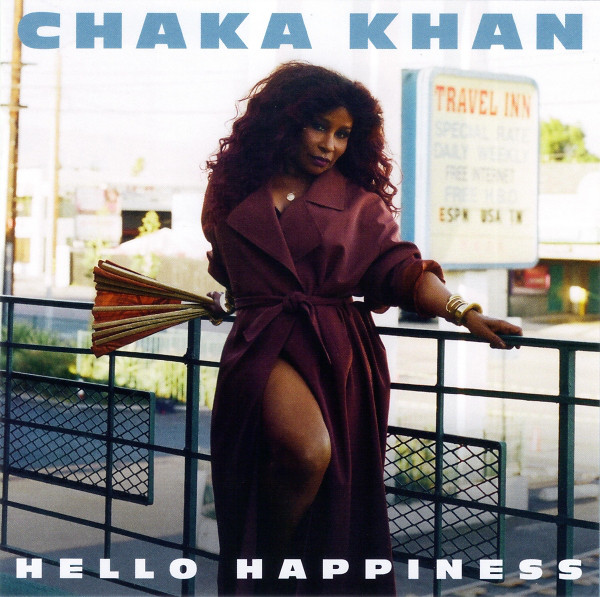 CHAKA KHAN - Hello Happiness cover