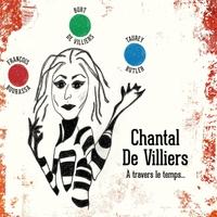CHANTAL DE VILLIERS - À travers le temps... cover