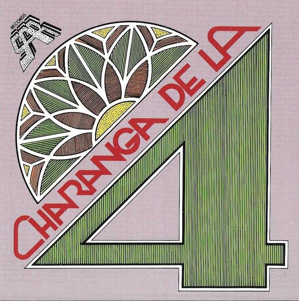 CHARANGA DE LA 4 - Lo Mejor De La Charanga De La 4 cover