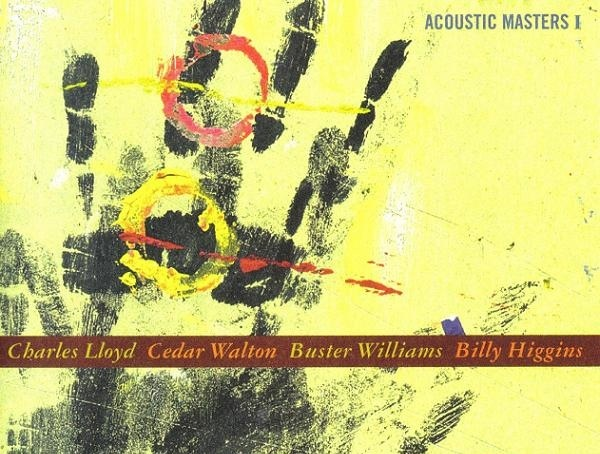 CHARLES LLOYD - Acoustic Masters 1 cover