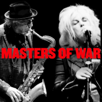 CHARLES LLOYD - Charles Lloyd & The Marvels With Lucinda Williams: Masters Of War cover