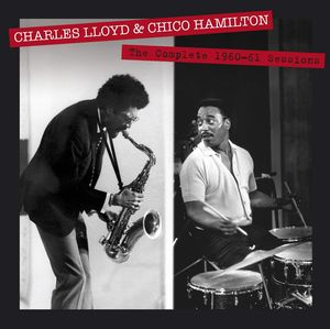 CHARLES LLOYD - Complete 1960-61 Sessions cover