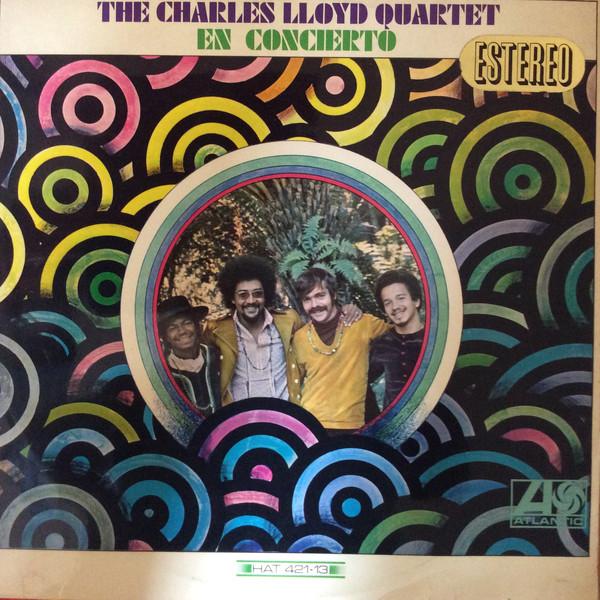 CHARLES LLOYD - En Concierto cover