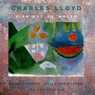 CHARLES LLOYD - Fish Out of Water cover