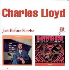 CHARLES LLOYD - The Charles Lloyd Quartet : Just Before Sunrise cover