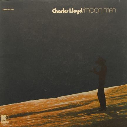 CHARLES LLOYD - Moon Man cover