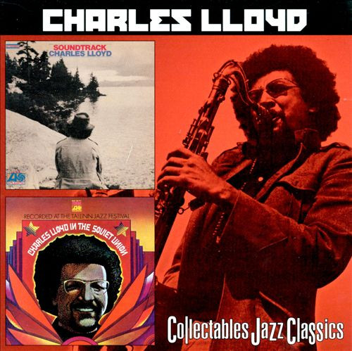 CHARLES LLOYD - Soundtrack / Charles Lloyd in the Soviet Union cover
