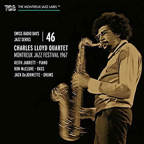 CHARLES LLOYD - Charles Lloyd Quartet : Montreux Jazz Festival 1967 cover