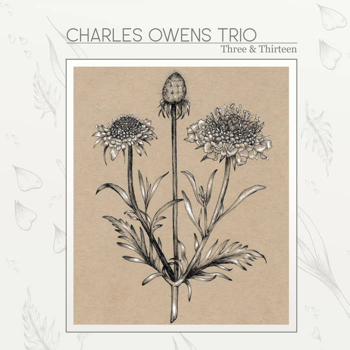 CHARLES OWENS - Three and Thirteen cover