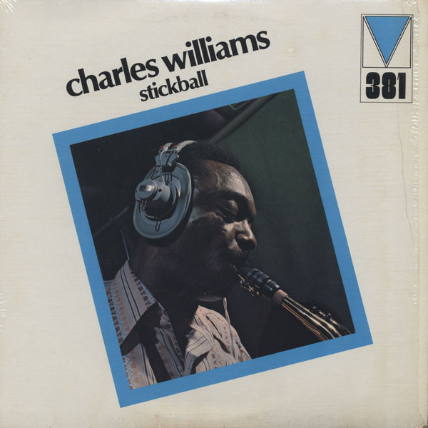 CHARLES (C.I.) WILLIAMS - Stickball cover