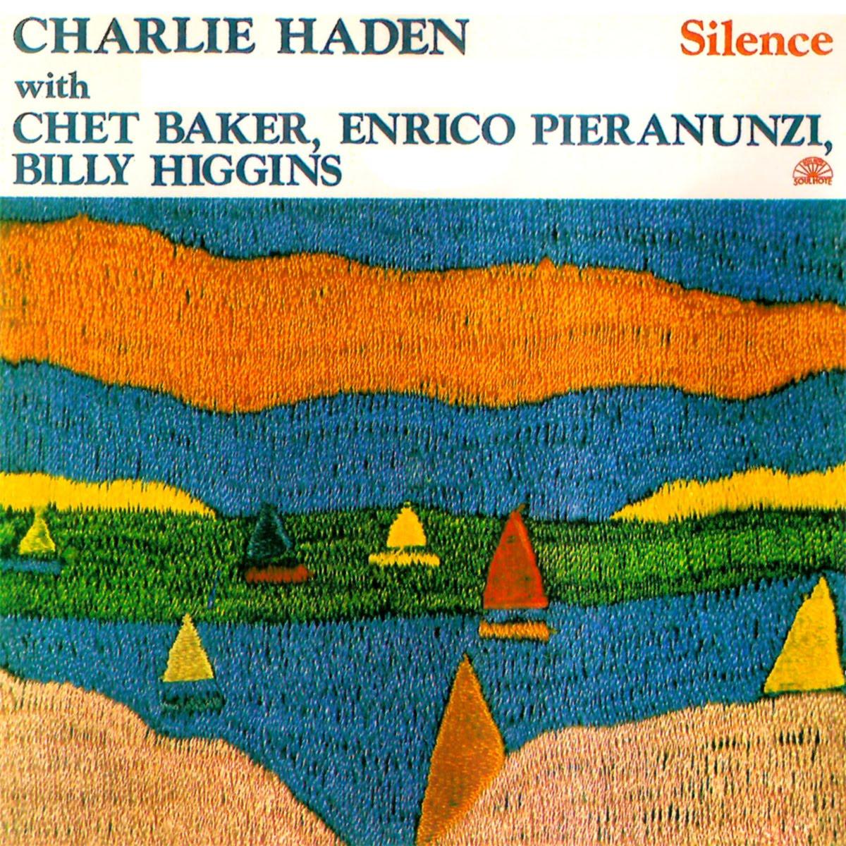 CHARLIE HADEN - Silence cover