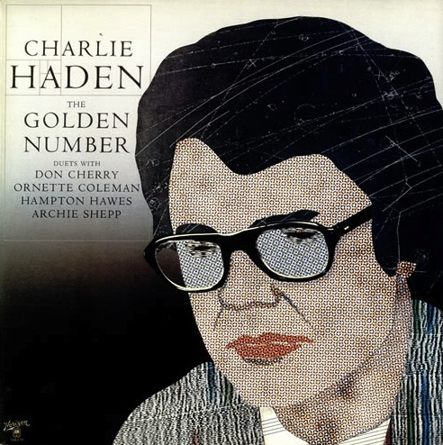 CHARLIE HADEN - The Golden Number cover