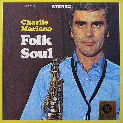 CHARLIE MARIANO - Folk Soul cover