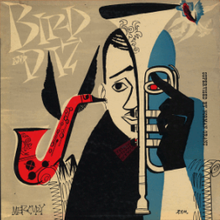 CHARLIE PARKER - Bird And Diz (aka The Genius Of Charlie Parker #4 aka Une Rencontre Historique) cover