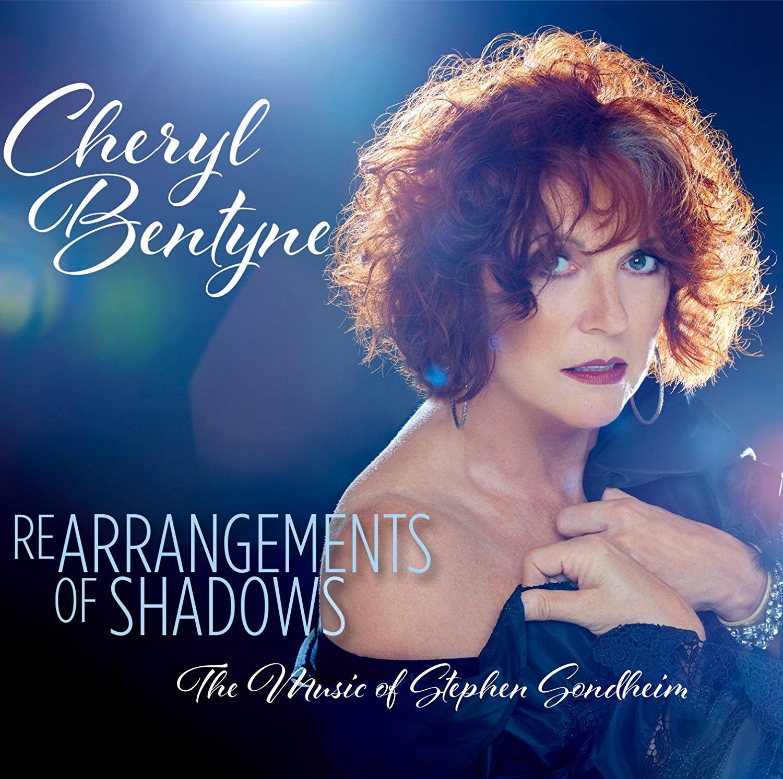 CHERYL BENTYNE - reArrangements of Shadows cover