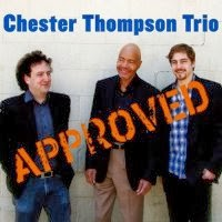 CHESTER THOMPSON (DRUMS) - Approved cover