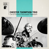 CHESTER THOMPSON (DRUMS) - Live At Drums´n´Percussion Paderborn cover