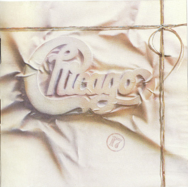 CHICAGO - Chicago 17 cover