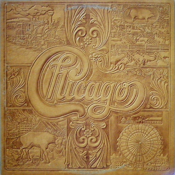 CHICAGO - Chicago VII cover