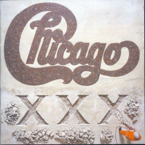 CHICAGO - Chicago XXX cover