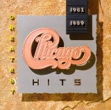 CHICAGO - Greatest Hits 1982-1989 cover