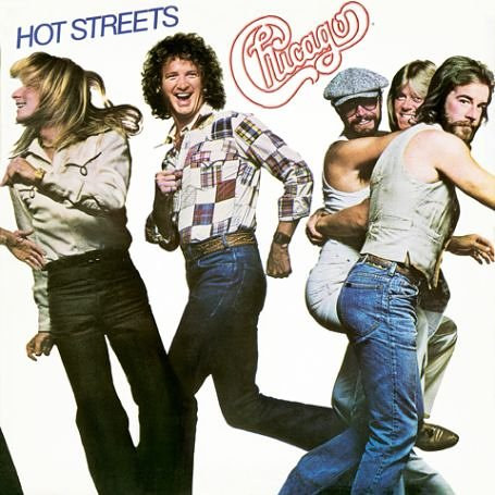 CHICAGO - Hot Streets cover