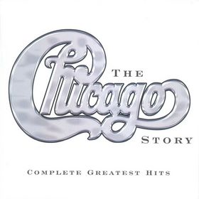 CHICAGO - The Chicago Story: The Complete Greatest Hits cover