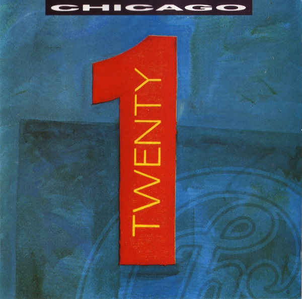 CHICAGO - Twenty 1 cover