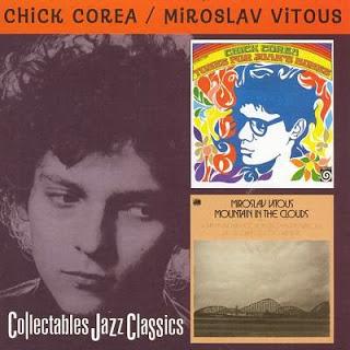 CHICK COREA - Chick Corea & Miroslav Vitouš : Tones For Joan's Bones & Mountain In The Clouds cover
