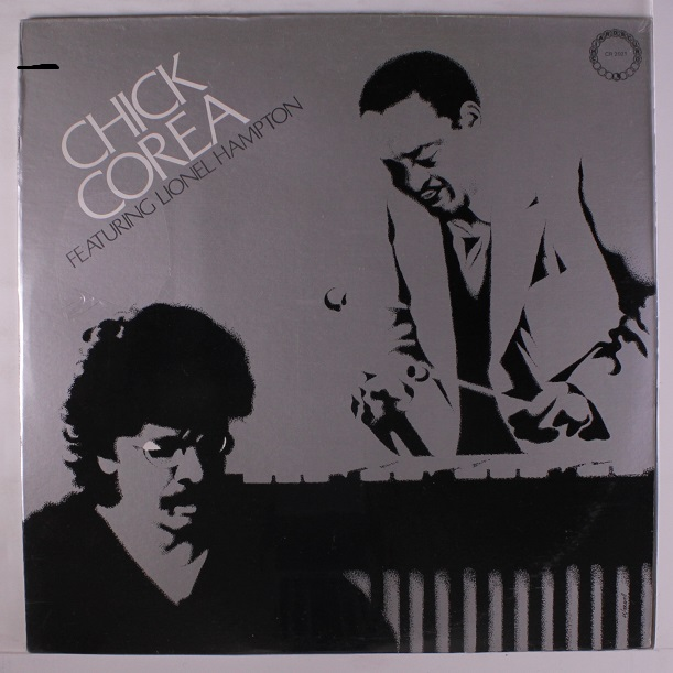CHICK COREA - Chick Corea (Featuring Lionel Hampton) cover