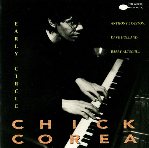 CHICK COREA - Early Circle (Circle) cover