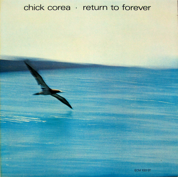 CHICK COREA - Return to Forever cover