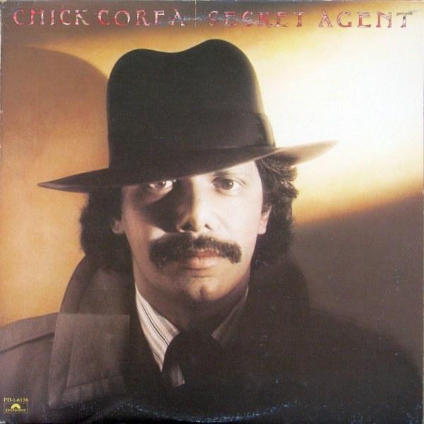 CHICK COREA - Secret Agent cover