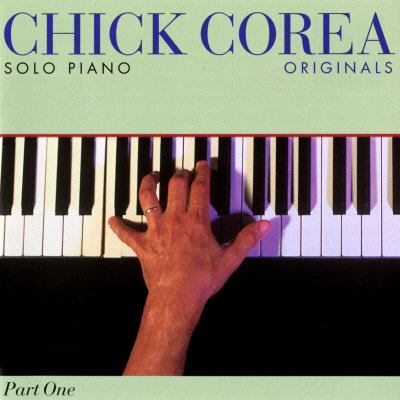CHICK COREA - Solo Piano, Part One: Originals cover