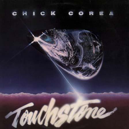 CHICK COREA - Touchstone cover