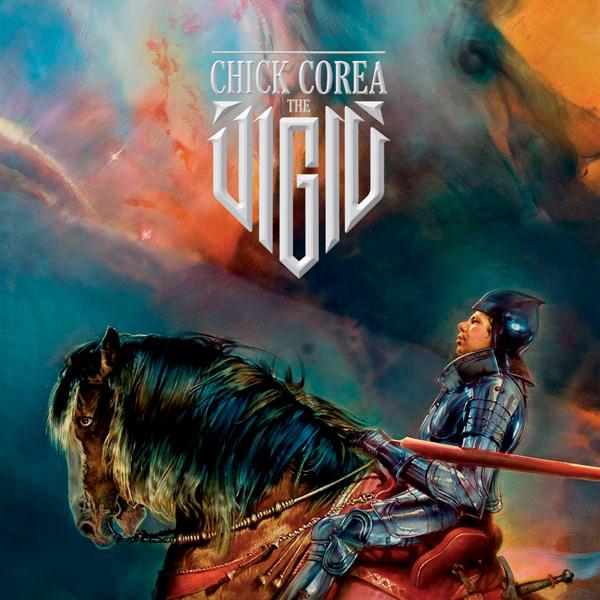CHICK COREA - Vigil cover