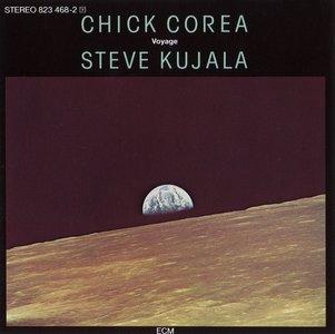 CHICK COREA - Voyage (with Steve Kujala) cover