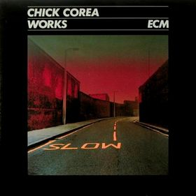 CHICK COREA - Works cover