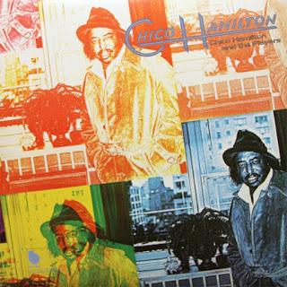 CHICO HAMILTON - Chico Hamilton And The Players cover